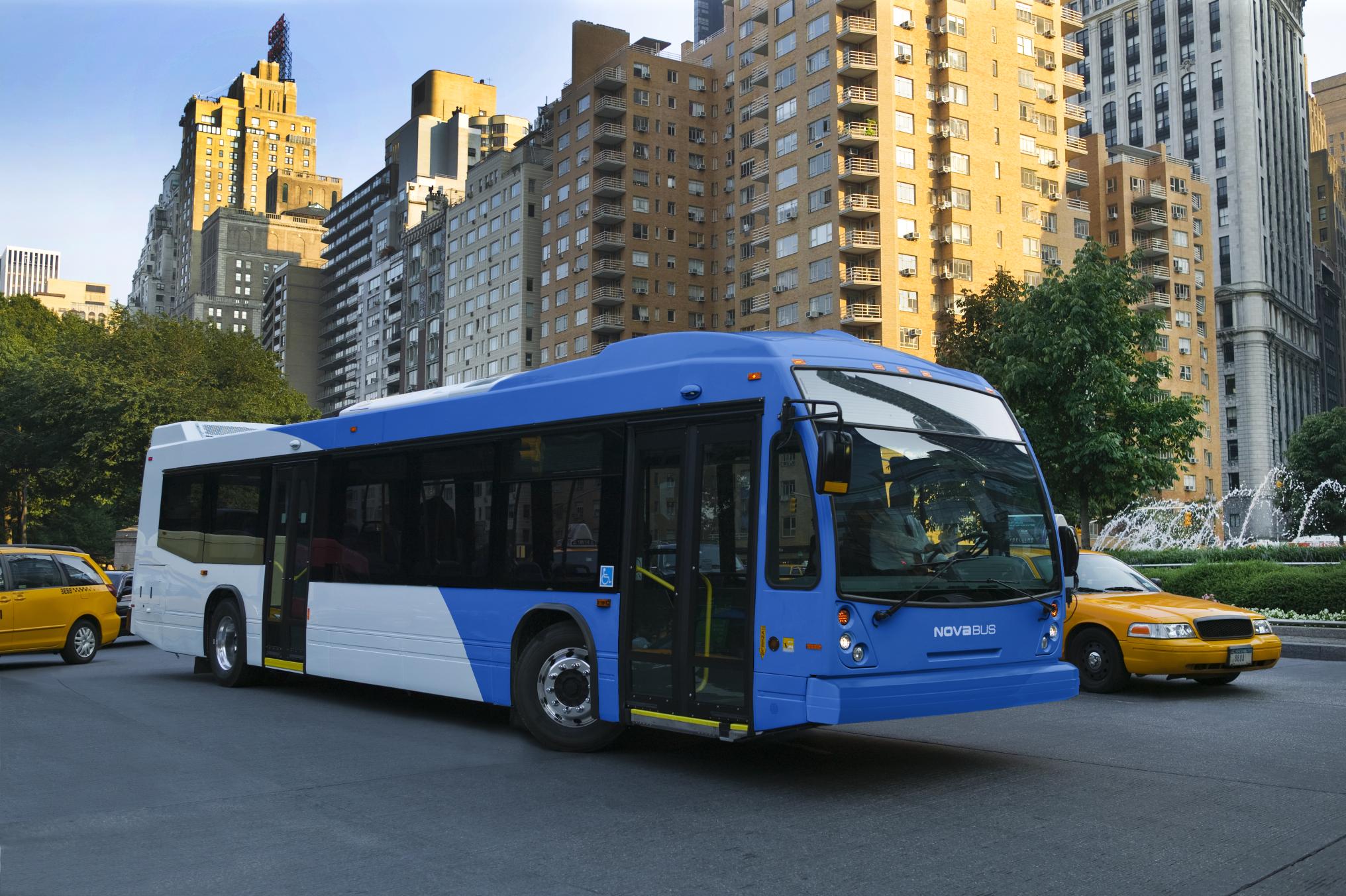 columbus buss x60
