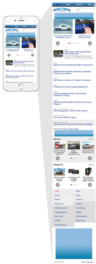 Government Fleet - Mobile Advertising