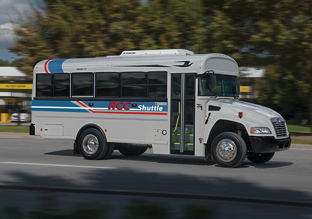 Gillig BRT Details and Specifications - Metro Magazine on