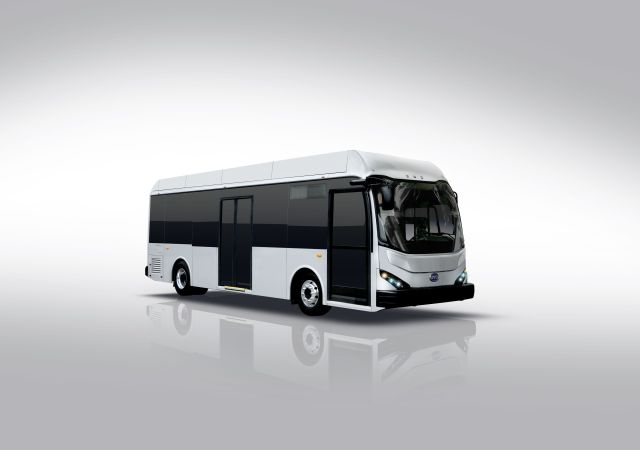 BYD K7M 30-ft  Electric Transit Bus Details and Specifications